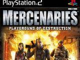 Mercenarios: El arte de la destrucción
