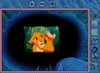 Lion King Activity Magic Pool