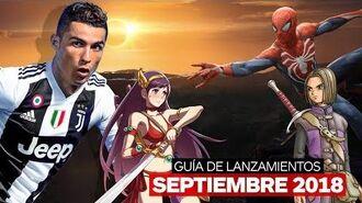 Guía de lanzamientos de septiembre – IGN Latinoamérica