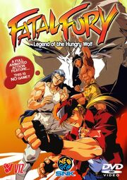 Fatal Fury Legend of the Hungry Wolf