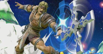 Super Smash Bros. Ultimate Simon Belmont captura