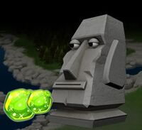 Kingdom Dragonion Moai