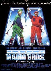 Super Mario Bros Pelicula