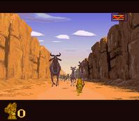 The Lion King SNES Captura 04