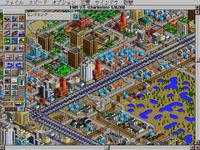 SimCity 2000 - FM Towns - 02