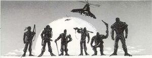 Mercenarios Outer Heaven