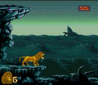 The Lion King SNES Captura 09