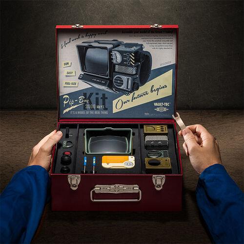 Fallout 76 Pip-Boy 2000 construction kit
