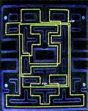 Pac-Man - Ruta