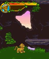 The Lion King JAVA captura 2
