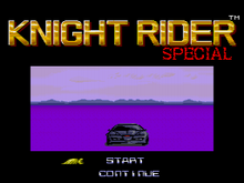 Knight Rider Special titulo
