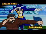 Bari y Gustav 1 - Mamodo Fury
