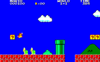 Sharp X1 - Super Mario Bros. Special