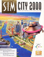 SimCity 2000 - portada Macintosh EUR