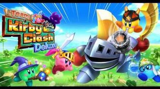 Team Kirby Clash Deluxe - The Decisive Battle!