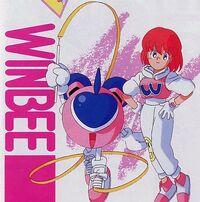WinBee y Pastel