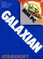 Galaxian PC Booter alt portada