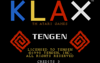 Klax Atari ST captura1