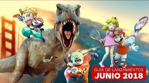 Guía de lanzamientos junio 2018 – IGN Latinoamérica