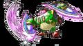 Kirby Planet Robobot - Amadura Robobot Espada Lapiz