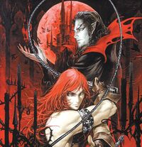 Simon Belmont Dracula Castlevania Chronicles