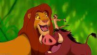 Timon Pumba Simba 2
