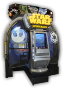 Star Wars - Battle Pod Home version