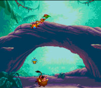 The Lion King SNES Captura 11