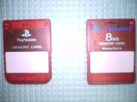 PSandPS2 MemoryCard
