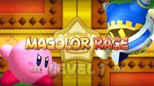 Magolor Race