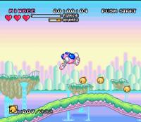 Pop'n TwinBee TwinBee Rainbow Bell captura 2