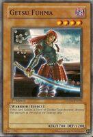 Yu-Gi-Oh! - Getsu Fuhma