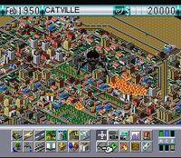 SimCity 2000 - SNES - 01