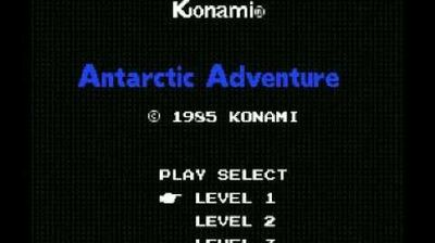Antarctic Adventure (NES) Music - Stage Theme-0