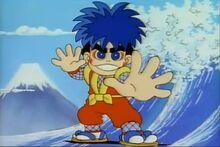 Goemon anime 2