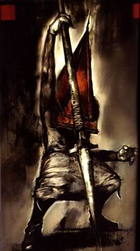 Silent Hill 2-Piramyd head 4