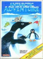 Antarctic Adventure Coleco Portada