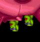 Parodius Da Moai Verde