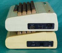 Commodore VIC-20 - puertos