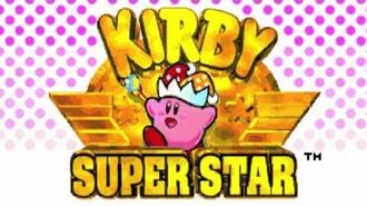 Green Greens (Kirby Super Star)