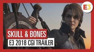 Skull & Bones – E3 2018 CGI Tráiler