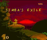 The Lion King SNES Captura 05