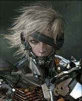 Cyborg Ninja Model