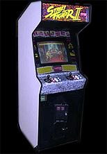 Street Fighter II - The World Warrior (Recreativa)