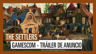 THE SETTLERS - GAMESCOM TRÁILER DE ANUCIO