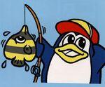 Tsurikko Penta Penguin