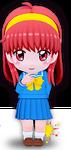 Bombergirl - Shiori Fujisaki
