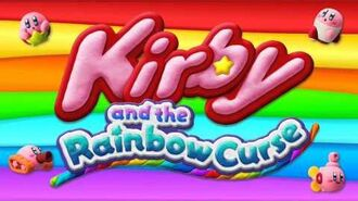 Title Theme - Kirby and the Rainbow Curse OST