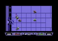 Speedball 2 captura Commodore64