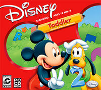 Disney's Mickey Mouse Toddler